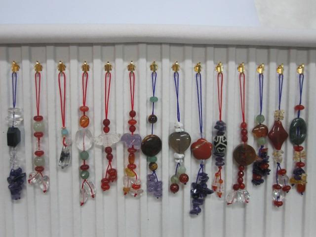 d jewellery mobile strap 半宝石系列 简单手饰及饰物 手机绳