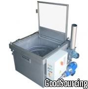 Baufor Parts Washer With Rotating Basket
