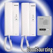 KDP-602A Combined Audio Intercom/Doorphone with Quality Approvals